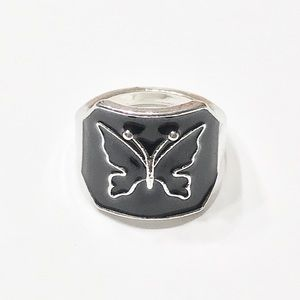 New Butterfly Ring size 10